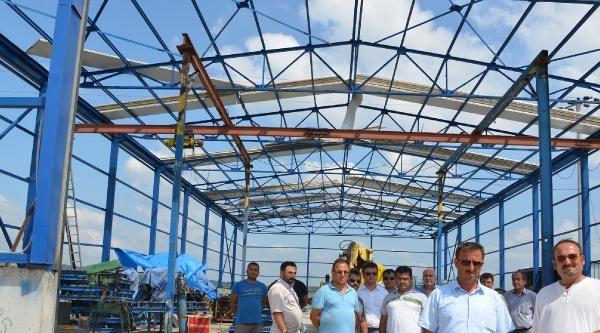 Gebze'de Sanayicilerden Yıkım Tebligatlarına Tepki