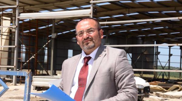 Gebze'de Tarım Alanları İmara Açıldı, Fabrikalara Yıkım Kararı Çikti