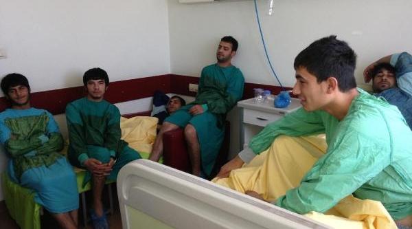 Gebze'deki Kimyasal Zehirlenmeye, Hortum Patlamasi Neden Olmuş