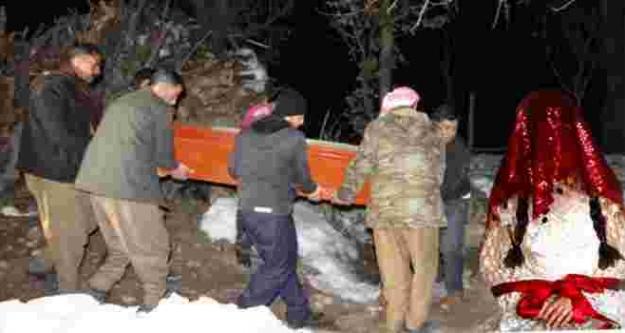 Gece vakti sessiz sedasız gömdüler!