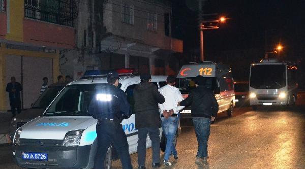 Gelinlerin Tartışması Kavgaya Dönüştü: 16 Gözaltı