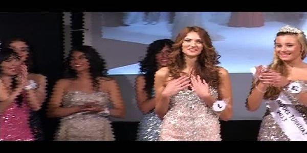 Gelsenkirchen'de 'miss Turkuaz'dan Muhteşem Final