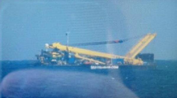 Gemi Yükünü Uçağa Benzeten Acil Servis Yetkilisi İspanya'yi Alarma Geçirdi