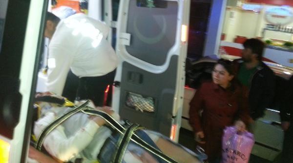 Gemlik'te Motosiklet Kazası: 2 Yaralı