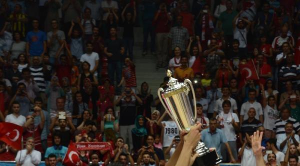 Genç Milli Erkek Basketbol Takımı Avrupa Şampiyonu Oldu (fotoğraflar)