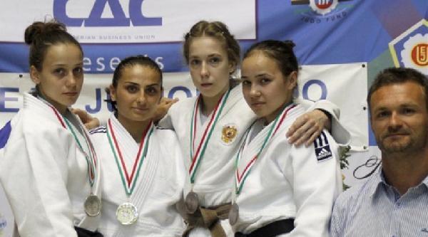 Genç Milli Judocular Avrupa'nın Zirvesinde