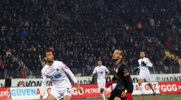Gençlerbirliği - Galatasaray Maçindan Fotoğraflar (Ek)