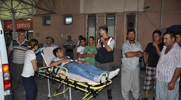 Gençlerin Üzerine Motosikletten Ateş Edildi: 6 Yaralı