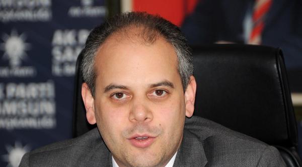 Gençlik Ve Spor Bakanı Kılıç, Samsun'da Partililerle Bir Araya Geldi