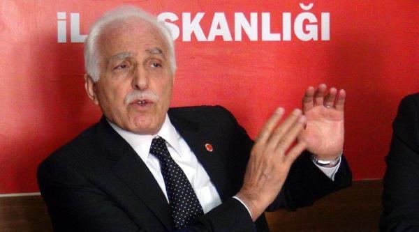 Genel Başkan Kamalak: Kendilerini Kurtarmak İçin Öym'leri Kaldırdılar