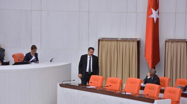 Genel Kurul'da 'soma' Meclis Araştırması Önergelerinin Görüşülmesine Başlandı (4)