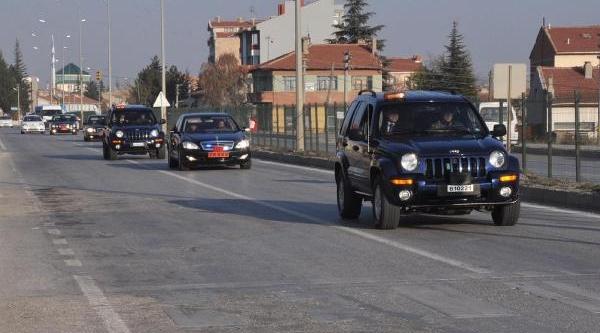 Genelkurmay Başkani Özel, Eskişehir'de -Fotoğraflar