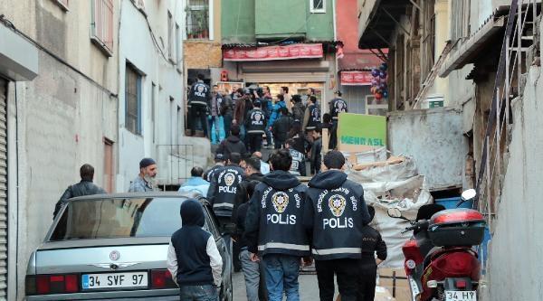 (geniş Haber) Beyoğlu'nda Uyuşturucu Operasyonu