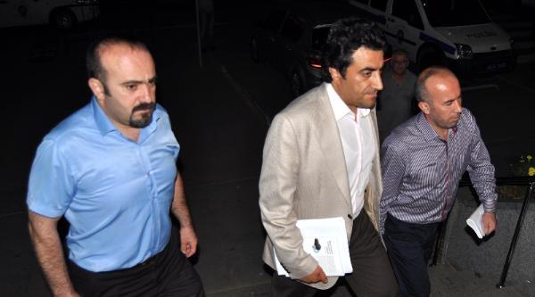 Geniş Haber// Teslim Olan Komiser Tutuklandı, Müdür Serbest Kaldı