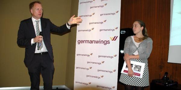 Germanwings, Türkiye Uçuşlarini Arttirdi
