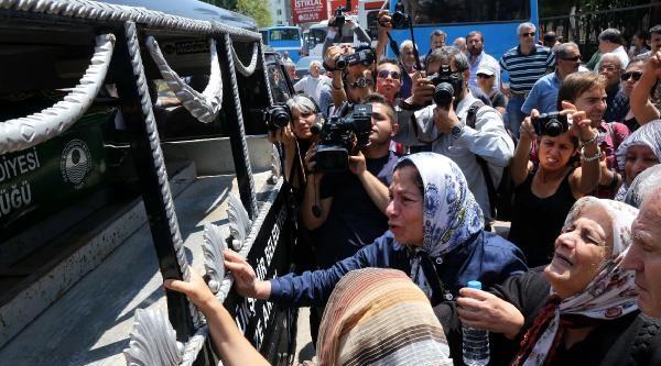 Gezi Eylemcisi Mehmet İstif Mersin'de Toprağa Verildi