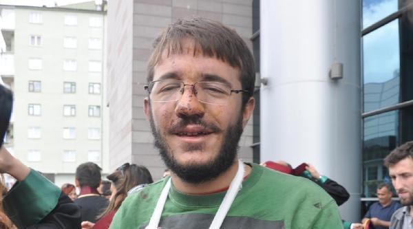 Gezi Eyleminde Sivil Polis Aracının Bagajına Konulan Üniversiteli Genç, Polisi Suçladı