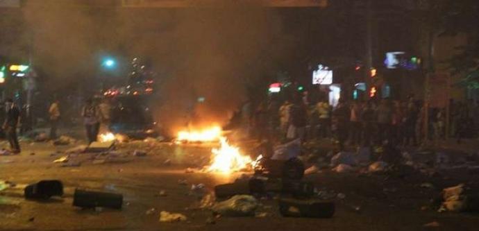 Gezi olayları iddianamesi tamamlandı