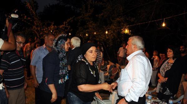 Gezi Olaylarında Yakınlarını Kaybeden Aileler Kayseri'de Buluştu (ek Fotoğraflar)