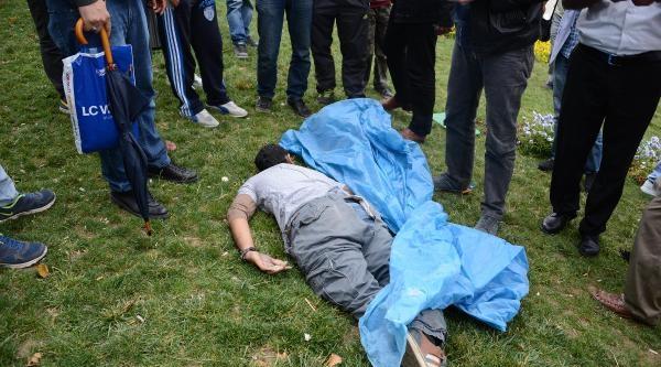 Gezi Parkı'nda Bir Kişi Ölü Bulundu