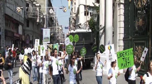 Gezi Partisi'nden Gezi Açıklaması