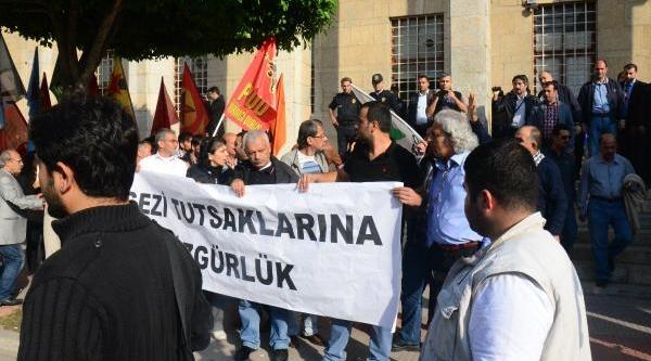 Gezi Tutuklusunun Babasindan, Göstericilere Tepki