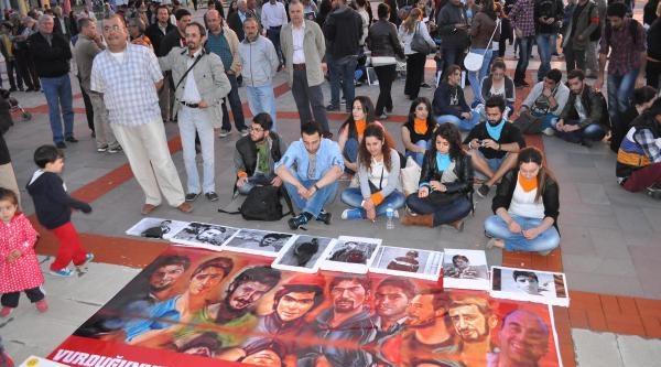 Gezi'nin Yıldönümü'nde Ata Park'a Yürüdüler