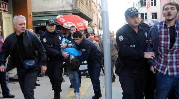 Giresun'Da Öğrencilere Polis Müdahalesi: 12 Gözalti