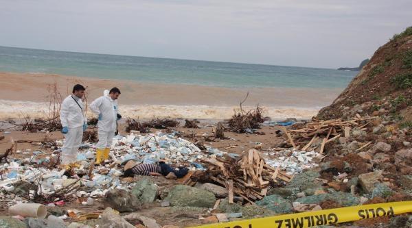 Giresun'da Şehir Çöplüğünde Ceset Bulundu