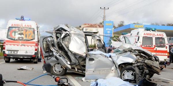 Giresun'da Yürek Dağlayan Kaza: Doğduktan Bir Gün Sonra 3 Yakiniyla Birlikte Can Verdi