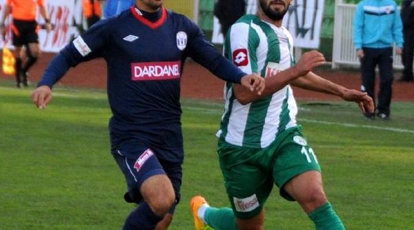 Giresunspor - Dardanelspor Fotoğraflari