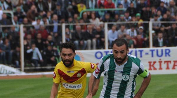 Giresunspor-yeni Malatyaspor: 2-1 (giresunspor Şampiyon)