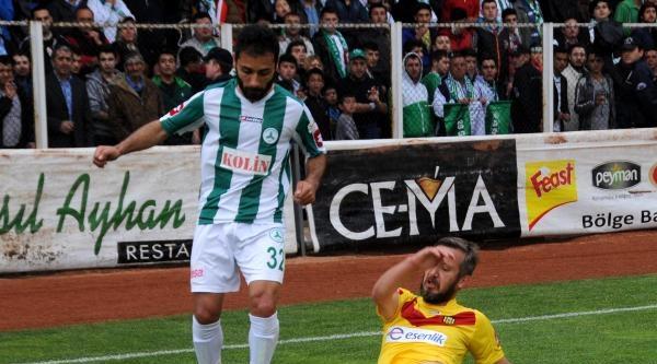 Giresunspor-yeni Malatyaspor Fotoğrafları