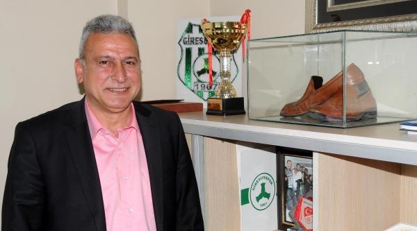 Giresunspor'u Şampiyon Yapan Uğurlu Ayakkabı Korumaya Alındı
