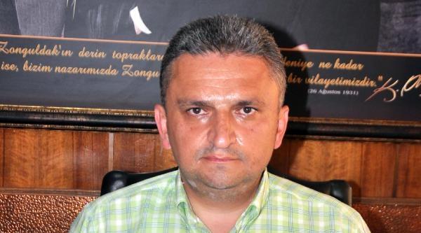 Gmis Genel Başkanı Alabaş: Soma Holding, Zonguldak'ta Başarılı Olamadı
