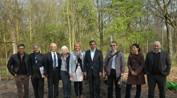 Göçün 50. Yılı Anısına Dut Ağacı Dikildi