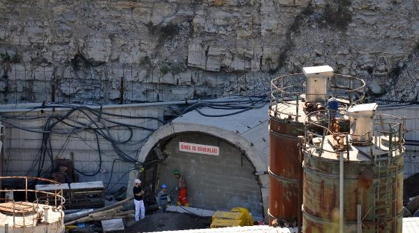 Gökçeada Depremi, Madenlerde Alarm Verdirdi