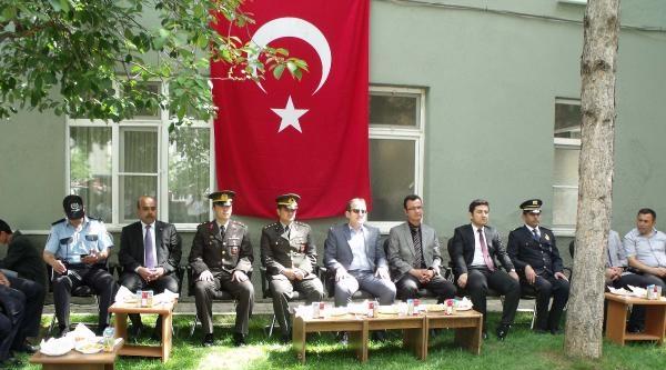 Göksun'da Jandarma Teşkilatının Kuruluş Yıl Dönümü Kutlaması
