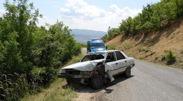 Gölbaşı'nda Kaza: 6 Yaralı