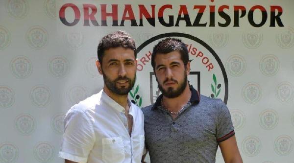 Gölcükspor Kalecisi Özcan Bozan Orhangazispor'da