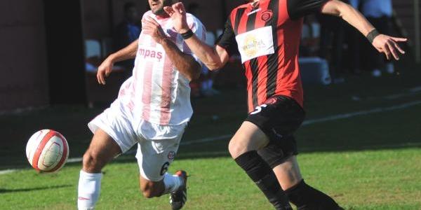 Gölcükspor-Yimpaş Yozgatspor: 0-1