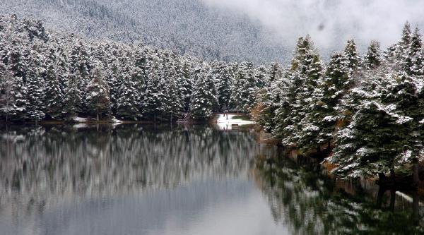 Gölcük'te Beyaz Güzellik- Ek Fotoğraflar