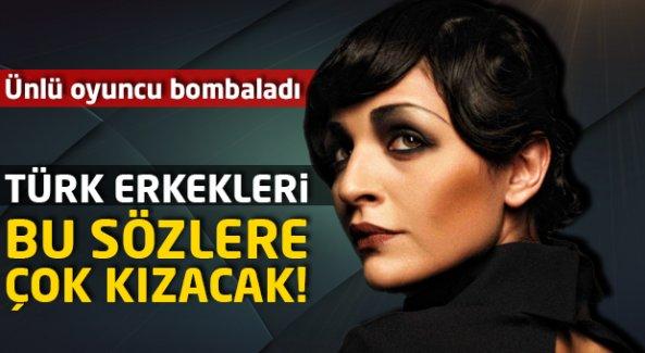 Gonca Vuslateri: Türk'ten çocuk yapmam