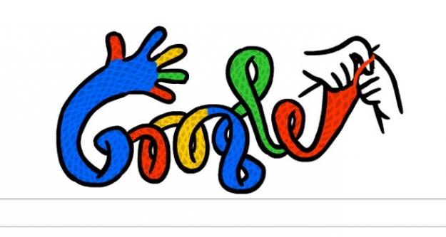 Google 21 Aralık kış gündönümüne özel Doodle!