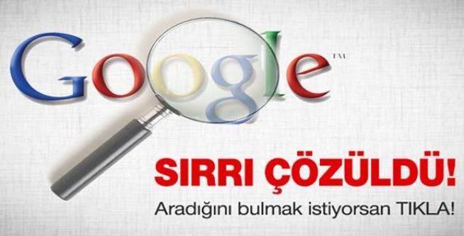 Google aramalarını nasıl daha etkili yapabilirsiniz?