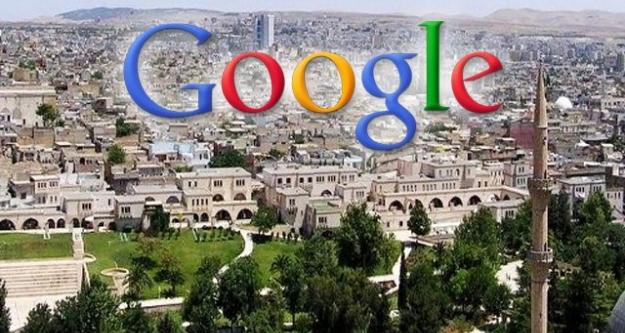 Google'da skandal!Kürdistan olarak gösterdi...