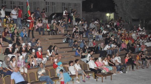 Göreme Halk Oyunları Festivali Başladı