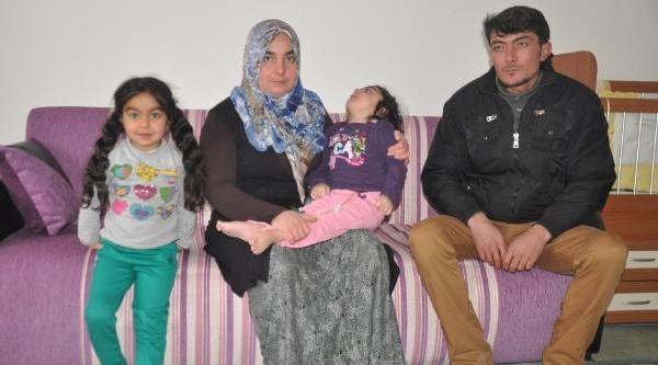 Görme, Duyma Fonksiyonunu Kaybeden Hatice'nin Ailesi Yardim Bekliyor