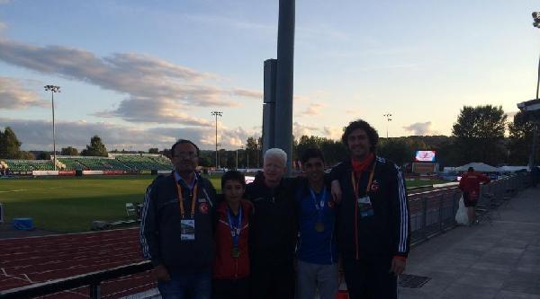 Görme Engelli Milli Sporcu Öznur Yılmazer Avrupa Şampiyonu Oldu