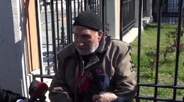 Görme Engelli Yaşlı Adam, Valilik'te O Anları Anlattı
